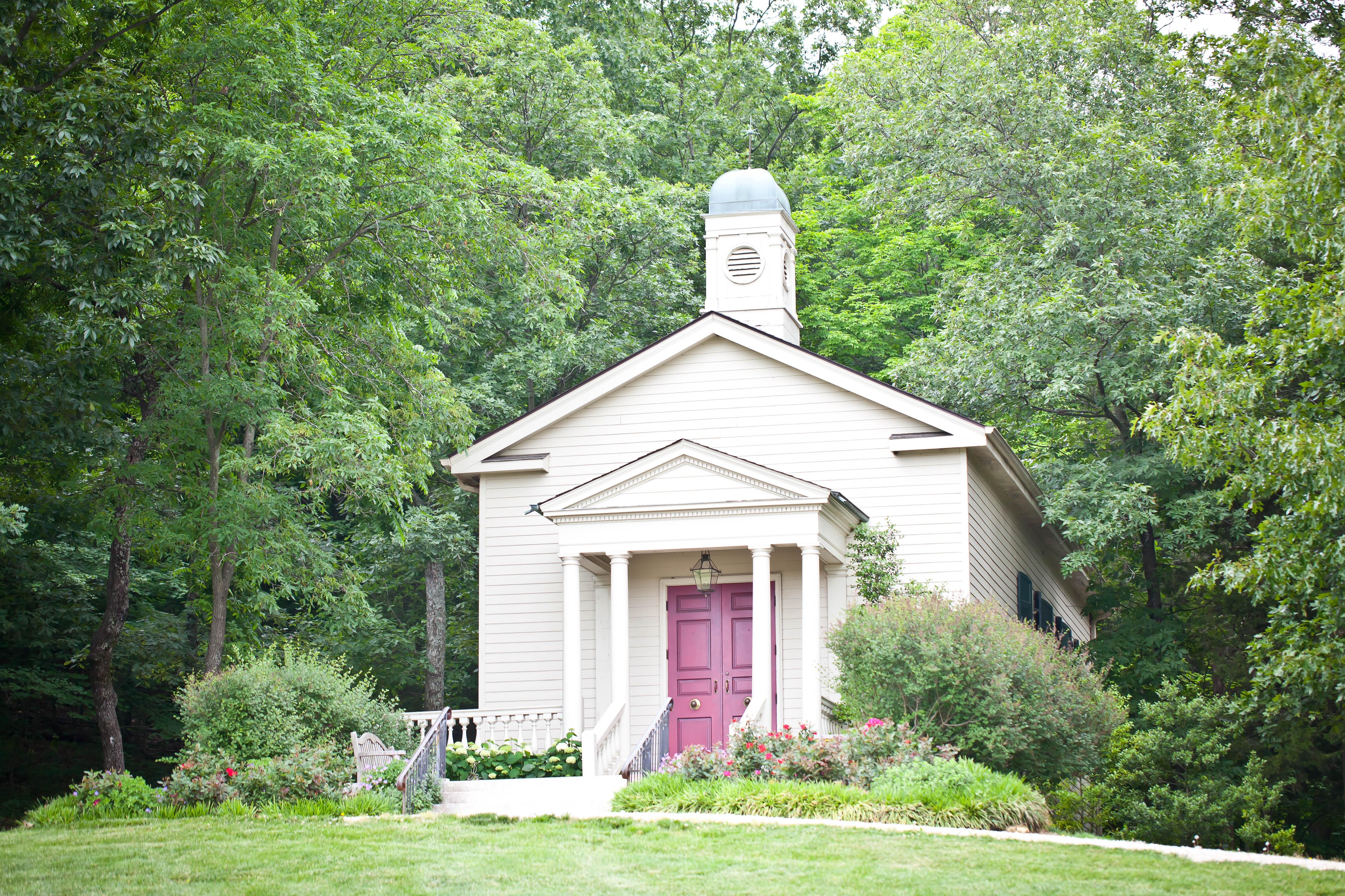 St Louis Wedding Chapel | Wedding Chapel Small Wedding Chapels In Missouri
