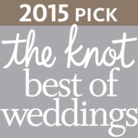 award winning wedding venues the knot