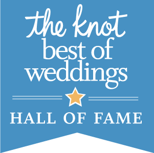 award winning wedding venues, the knot hall of fame